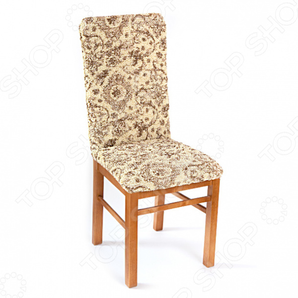 Натяжной чехол на стул Еврочехол «Виста. Флоренция»