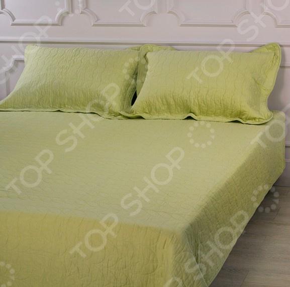 Комплект для спальни: покрывало и наволочки Santalino 806-038 для спальни