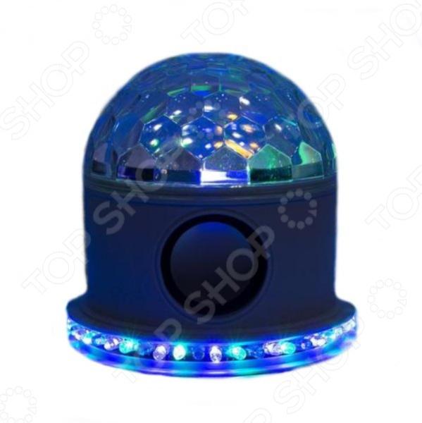 Диско-шар Luazon Lighting «Хрустальный шар»