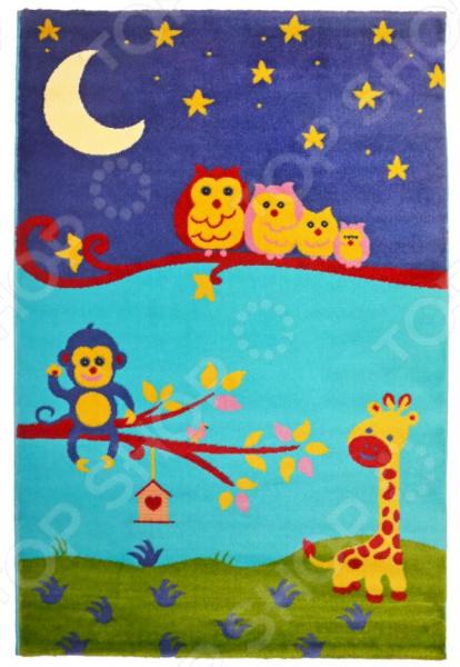 Ковер для детской комнаты URGAZ «Неугомон»