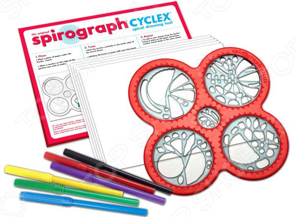 Набор для рисования Spirograph Cyclex