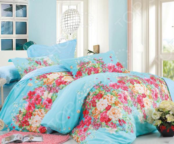 Комплект постельного белья La Noche Del Amor А-685. 2-спальный