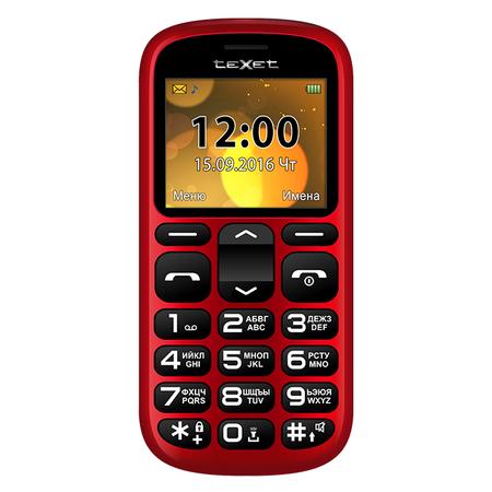 Мобильный телефон Texet «Фея»