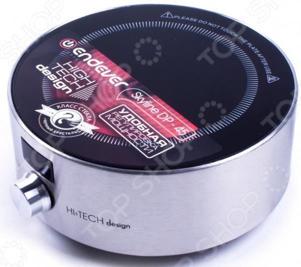 Плита настольная Endever Skyline DP-45 плита электрическая endever dp 45