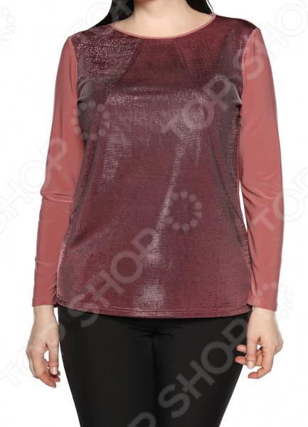 Блуза Лауме-Лайн «Чувство стиля». Цвет: лавандовый блуза лауме стиль заветное признание цвет черный