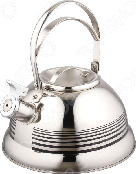 Чайник со свистком Bayerhoff BH-425