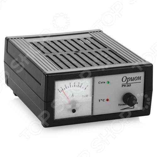 Устройство пуско-зарядное НПП «Оборонприбор» PW 265 зарядное устройство орион 265