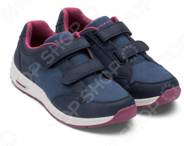 Кроссовки адаптивные Walkmaxx женские Цвет синий .