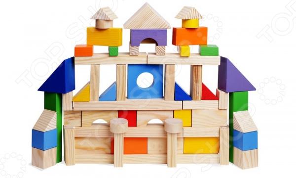 Конструктор деревянный PAREMO «Большой набор» в пакете Конструктор деревянный PAREMO «Большой набор» в пакете /