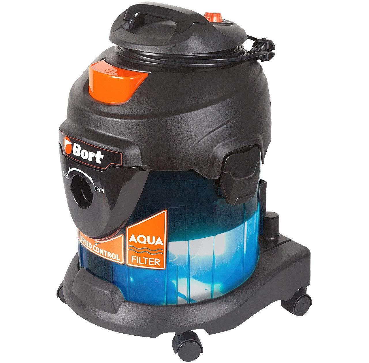 Пылесос промышленный Bort BSS-1415 Aqua