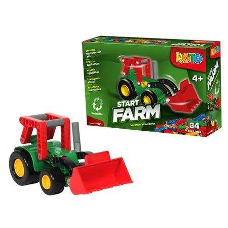 Купить Игровой конструктор EFKO «Трактор»