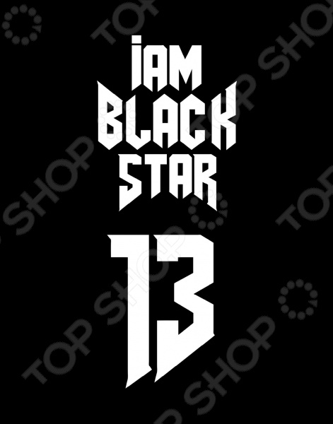 Тетрадь в клетку Black Star 13