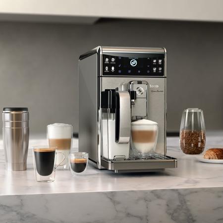 Кофемашина Philips Saeco HD8975/01