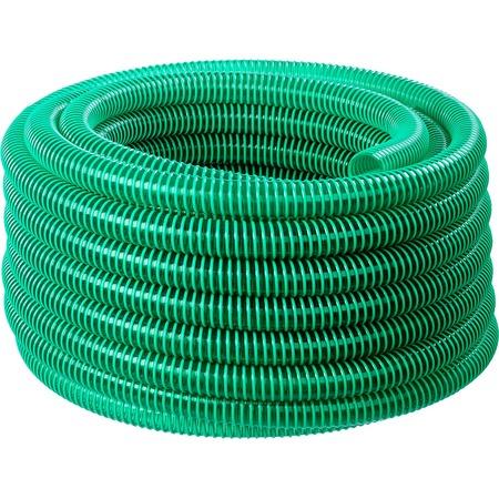 Купить Шланг напорно-всасывающий со спиралью Зубр 40325
