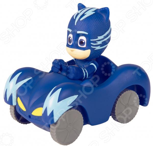 Набор детских игрушек для ванны PJ Masks «Кэтбой в машине» игрушки для ванны pj masks игровой набор кэтбой и ромео