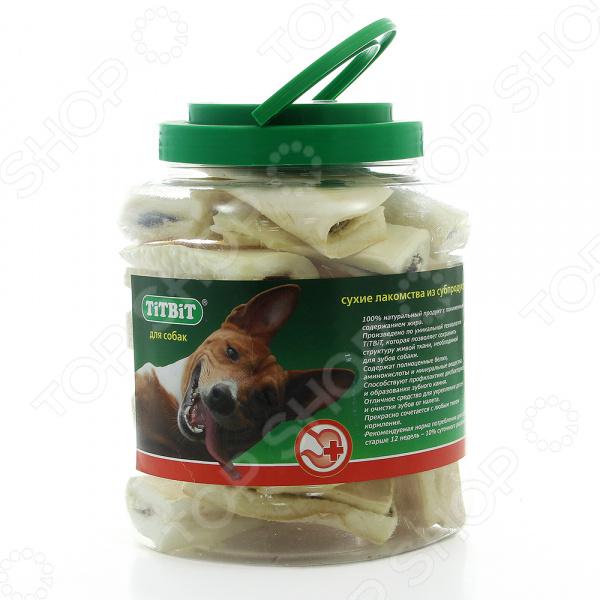Лакомство для собак TiTBiT 1230 «Сэндвич говяжий»