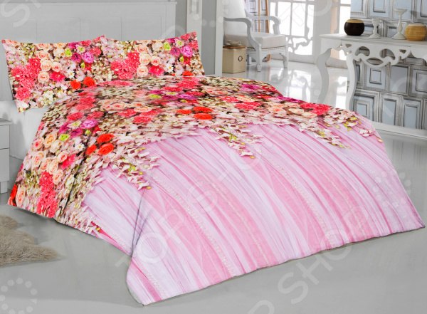 Комплект постельного белья ТамиТекс «Дивный сад»