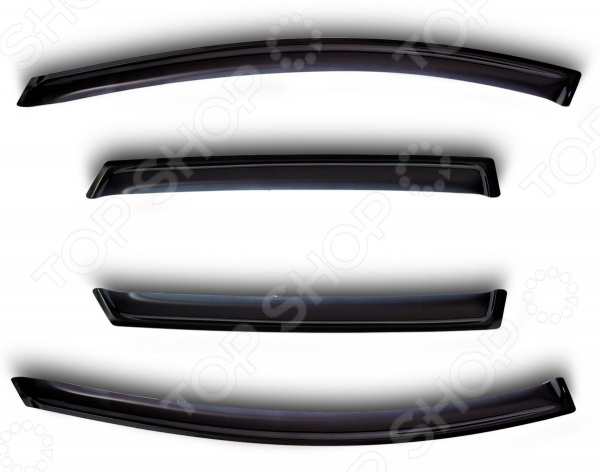 Дефлекторы окон Novline-Autofamily Opel Zafira B 2006-2012 на 4 окна накладки на пороги mersedes klass b w245 2005 2012
