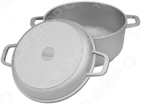 Кастрюля с крышкой-сковородой БИОЛ К302