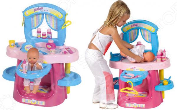 Игровой набор для девочки Palau Toys «Няня»