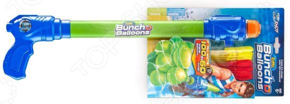 Бомбочки водяные Zuru Bunch O Balloons с оружием-насосом