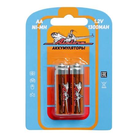 Батарейка аккумуляторная Airline HR6