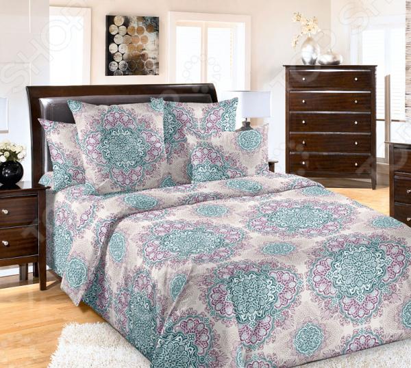 Комплект постельного белья Белиссимо «Арабески». Евро