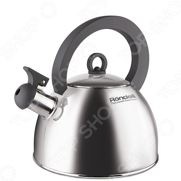 Чайник со свистком Rondell Strike RDS-922