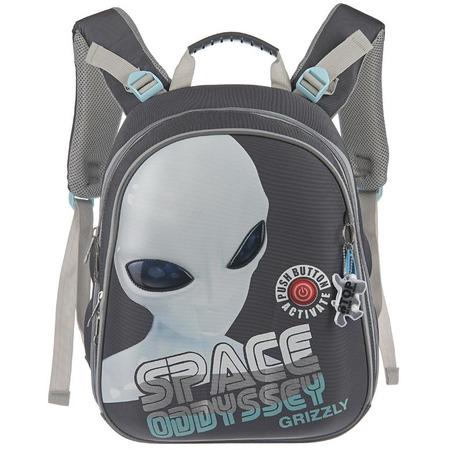 Купить Рюкзак школьный Grizzly RA-542-2/2