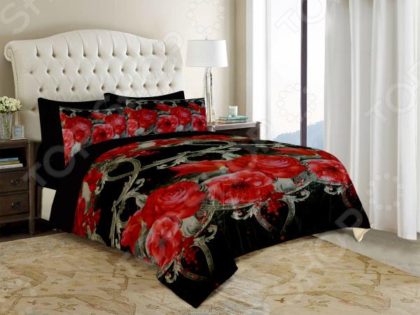 Комплект постельного белья «Яркие сны». Евро - артикул: 1866833
