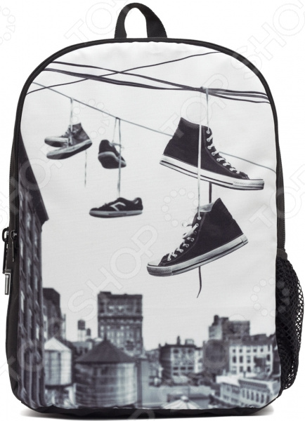 Рюкзак детский Mojo Pax Straight Outta Brooklyn: Hanging Shoes