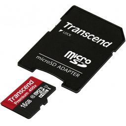 Карта памяти Transcend TS16GUSDU1