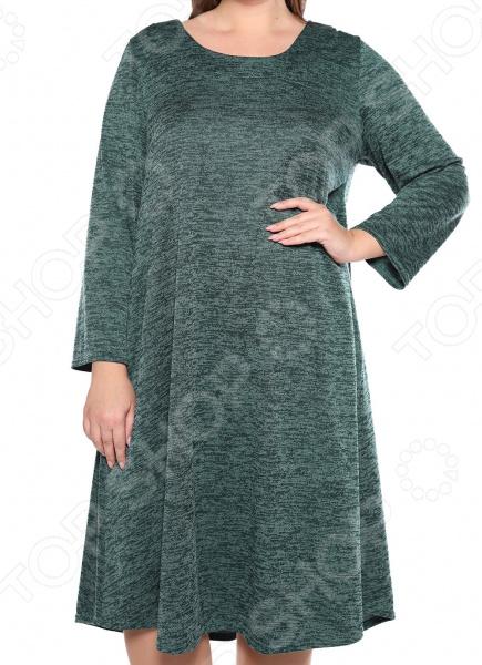 Платье Pretty Woman «Душевный уют». Цвет: зеленый