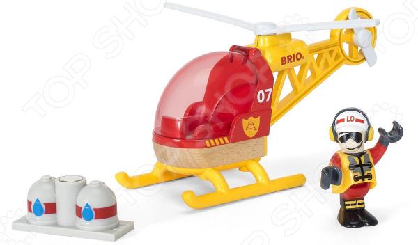 Вертолет игрушечный Brio 33797