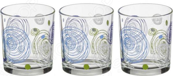 Набор стаканов Cerve «Бетти» 650-604 cerve набор стаканов bartlet 400 мл 6 шт