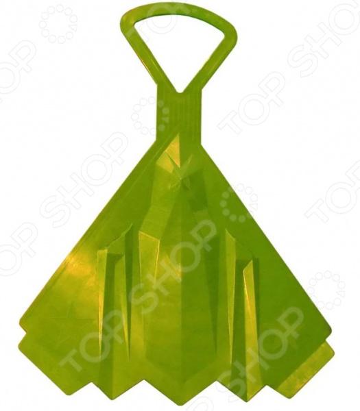 Санки-ледянки Цикл «Самолет» Санки-ледянки Цикл «Самолет» /Зеленый