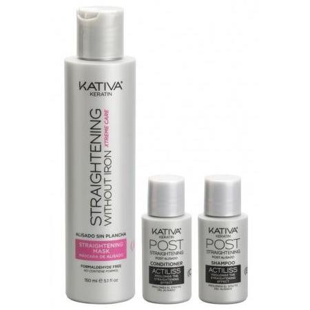 Купить Набор для выпрямления волос Kativa «Уход»