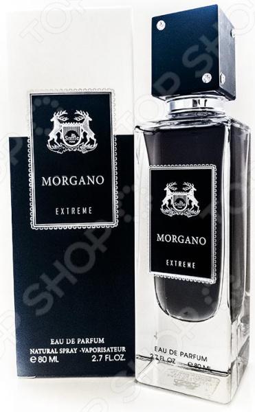 Парфюмированная вода для женщин Arabic Perfumes Morgano Extreme, 80 мл блендер braun mq3135 wh sauce