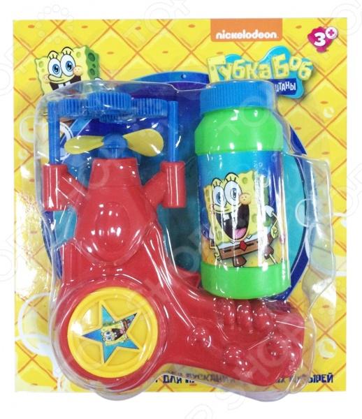 Игрушка для пускания мыльных пузырей 1 Toy «Губка Боб» Т58747 Игрушка для пускания мыльных пузырей 1 Toy «Губка Боб» Т58747 /