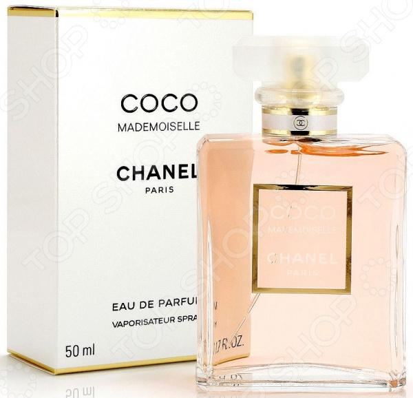 Парфюмированная вода для женщин Chanel Mademoiselle Coco chanel парфюмированная вода 19 poudre 100 ml