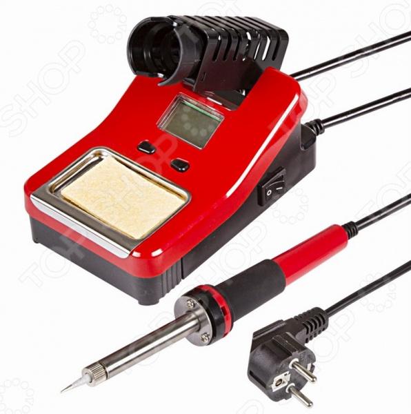 Паяльная станция Rexant 12-0150 паяльная станция stayer 55371 master аналоговая диапазон 100 480°c 48вт