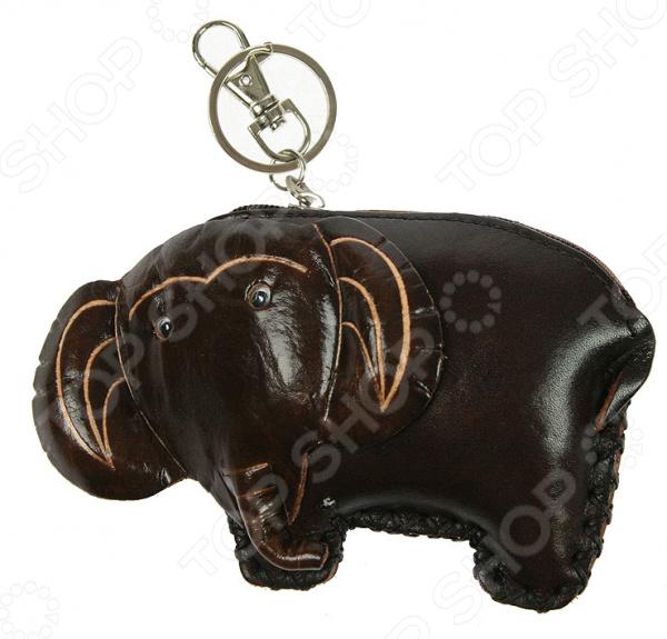 Ключница-брелок «Слоник»