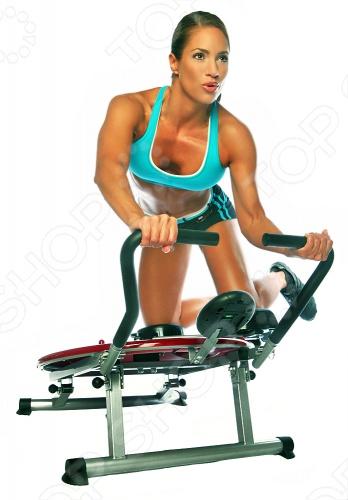 Тренажер для мышц живота Bradex «Маятник» 7