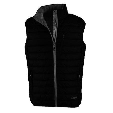 Жилет защитный KAPRIOL Thermic Vest. Цвет: черный