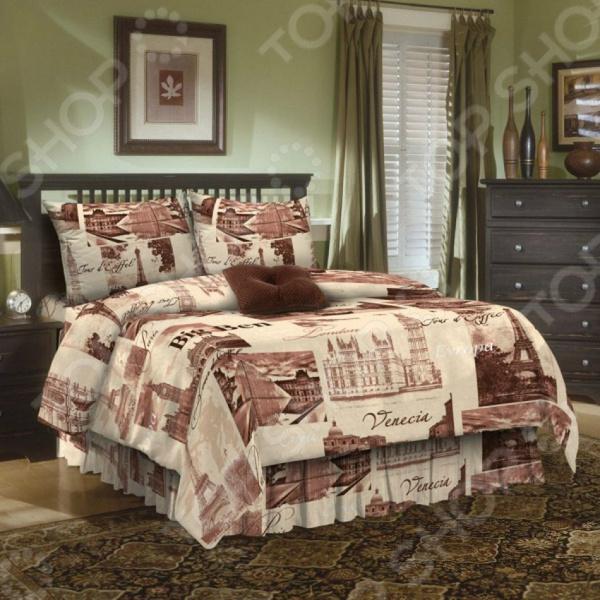 Комплект постельного белья Диана 1295 одежда для сна