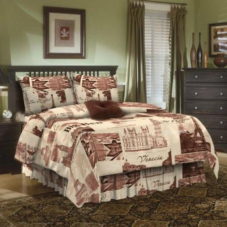 Купить Комплект постельного белья Диана 1295. 1,5-спальный