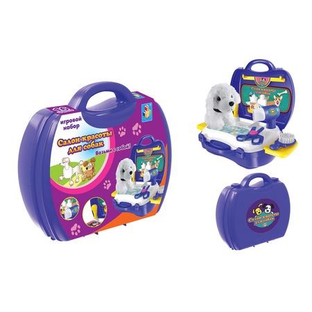 Купить Игровой набор для ребенка 1 Toy «Салон красоты для собак»