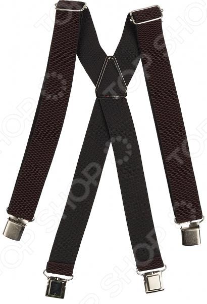 Подтяжки Stilmark Steel Frame Mono рифленые. Ширина: 3,5 см