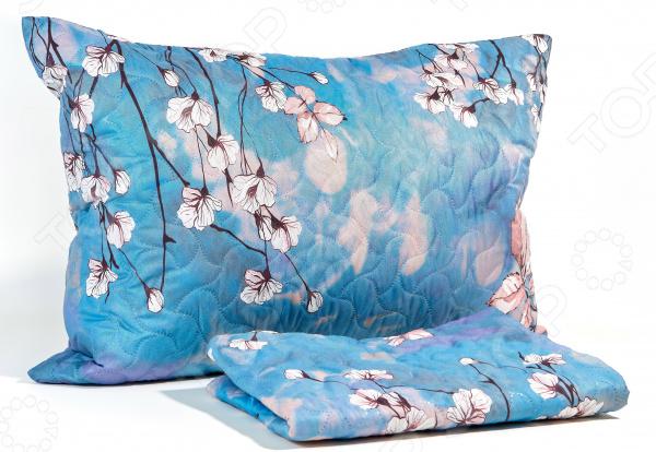 Фото - Наволочка декоративная Сирень «Неизвестный цветок» декоративные подушки ганг декоративная наволочка bowen 40х40