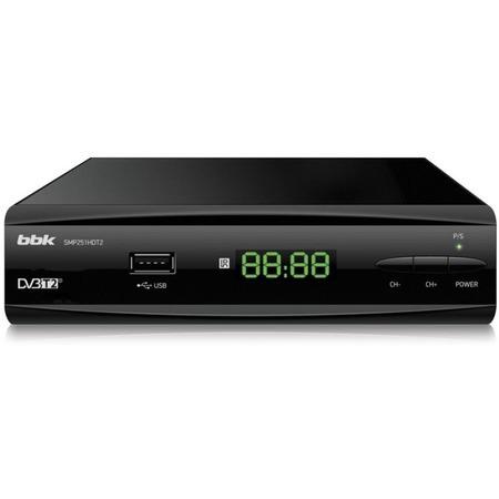 Купить Ресивер BBK SMP-251 HDT2